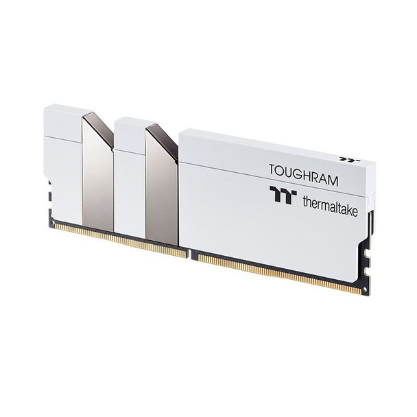 Thermaltake TOUGHRAM 16GB (2x8GB) DDR4 4000MHz Memory - White Product Image 3