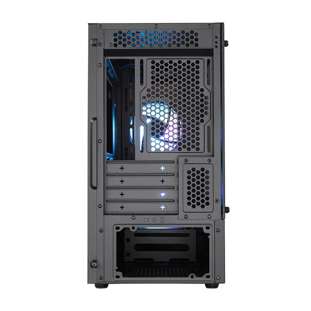 Cooler Master MasterBox MB320L ARGB Tempered Glass Micro-ATX Case Product Image 3