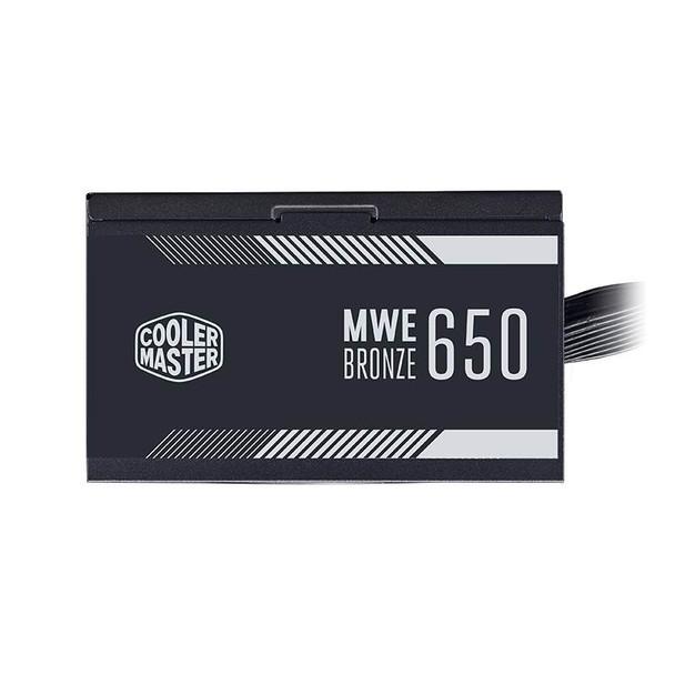 Cooler Master MWE V2 650W 80+ Bronze Non-Modular Power Supply Product Image 5