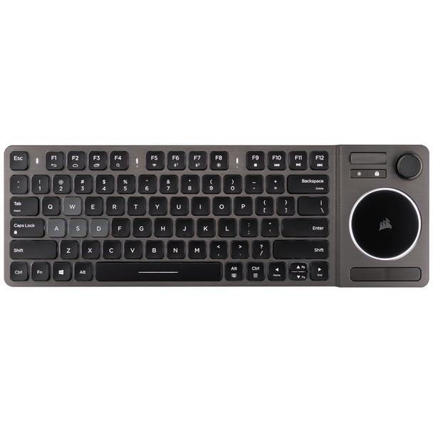 Image for Corsair K83 Compact Wireless Entertainment Keyboard AusPCMarket