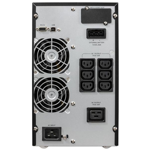 Eaton 9E 3000IAU 3000VA / 2400W 230V On Line Tower UPS Product Image 2