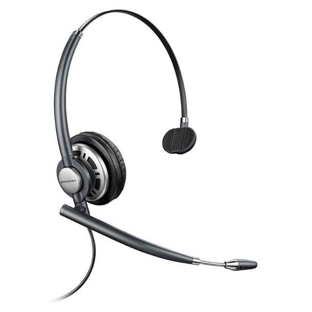 Image for Plantronics EncorePro HW710D Wideband Monaural NC Corded Headset AusPCMarket