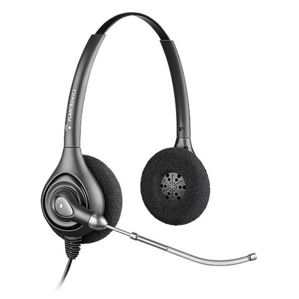 Image for Plantronics Supraplus HW261N Over-the-Head NC Corded Headset AusPCMarket