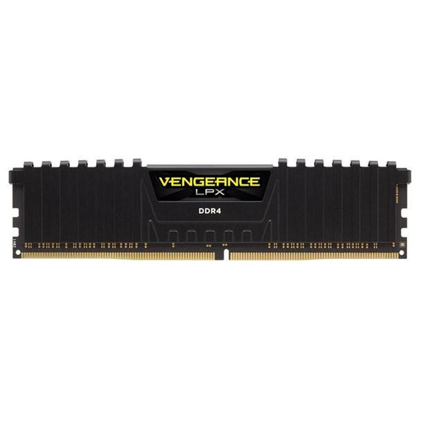 Corsair Vengeance LPX 8GB (1x 8GB) DDR4 3000MHz C16 Memory - Black Product Image 2