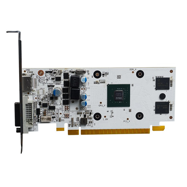 Galax GeForce GT 1030 EX OC White 2GB Video Card Product Image 3