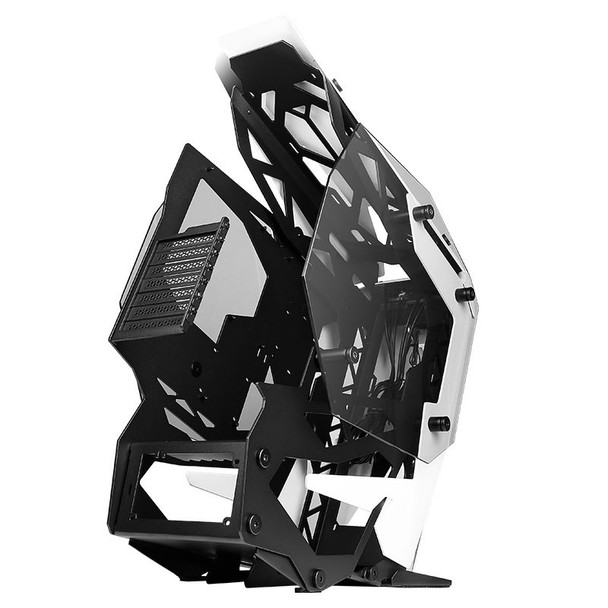 Antec Torque Tempered Glass Open-Air Mid-Tower ATX Case - White Product Image 3