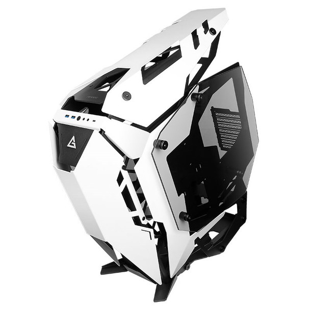 Antec Torque Tempered Glass Open-Air Mid-Tower ATX Case - White Product Image 6