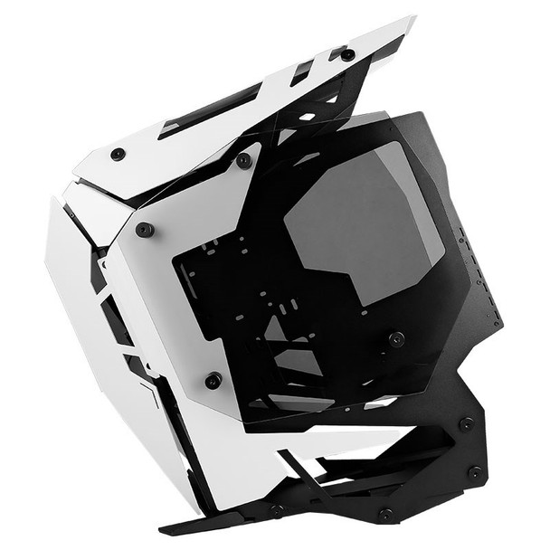 Antec Torque Tempered Glass Open-Air Mid-Tower ATX Case - White Product Image 7