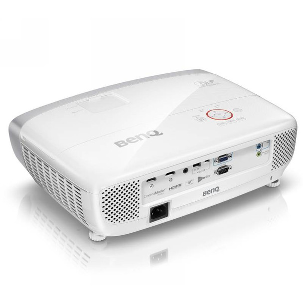 BenQ W1210ST Full HD 3D DLP Short Throw Gaming Projector Product Image 5