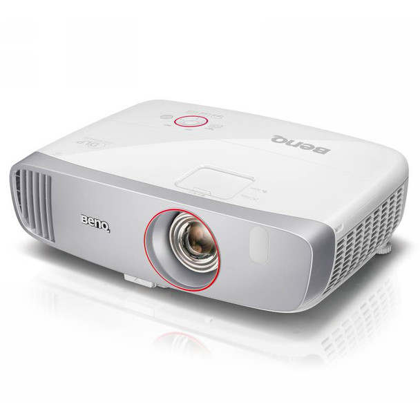 BenQ W1210ST Full HD 3D DLP Short Throw Gaming Projector Product Image 6