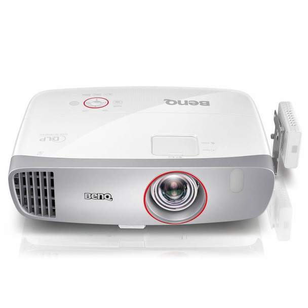 BenQ W1210ST Full HD 3D DLP Short Throw Gaming Projector Product Image 8