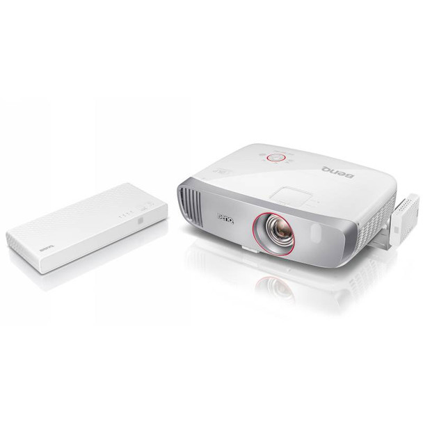 BenQ W1210ST Full HD 3D DLP Short Throw Gaming Projector Product Image 9