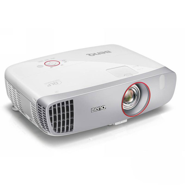 BenQ W1210ST Full HD 3D DLP Short Throw Gaming Projector Product Image 12