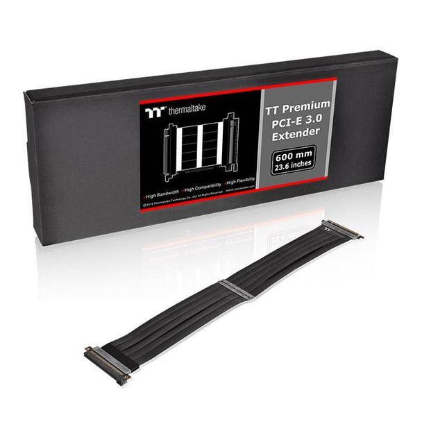 Image for Thermaltake TT Premium PCI-Express X16 Riser Cable Extender - 600mm AusPCMarket