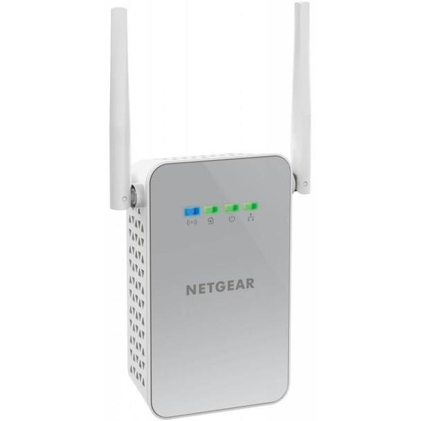 Netgear PLW1000 Gigabit Ethernet & Wireless 802.11ac Powerline Adapter Kit Product Image 2