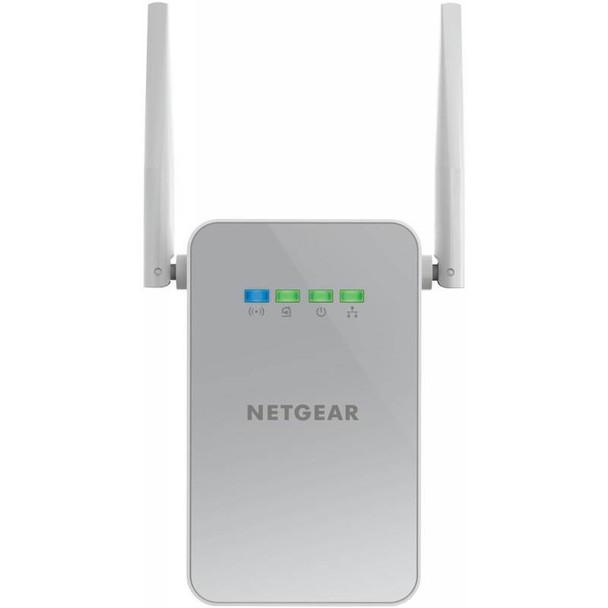 Netgear PLW1000 Gigabit Ethernet & Wireless 802.11ac Powerline Adapter Kit Product Image 3