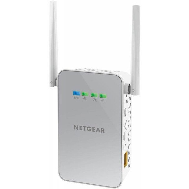 Netgear PLW1000 Gigabit Ethernet & Wireless 802.11ac Powerline Adapter Kit Product Image 5