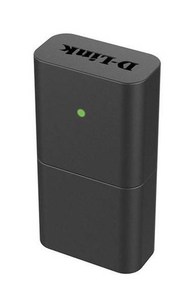 D-Link DWA-131 Wireless N300 Nano USB Adapter Product Image 2