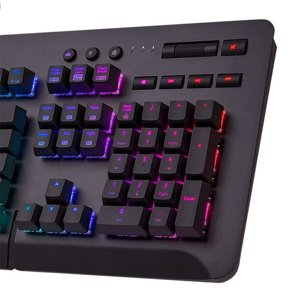 Thermaltake Level 20 GT RGB Mechanical Gaming Keyboard - Cherry MX Blue Product Image 5