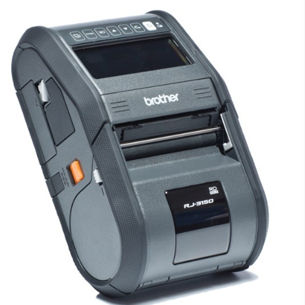 Brother RJ-3150-Bundle-Pack 72mm Mobile Wireless Thermal Printer Product Image 3