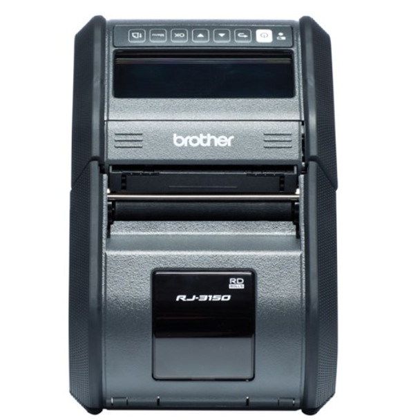 Brother RJ-3150-Bundle-Pack 72mm Mobile Wireless Thermal Printer Product Image 4