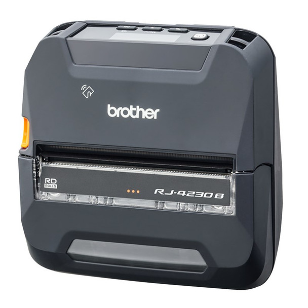 Image for Brother RJ-4230B-Bundle-Pack 102mm Mobile Bluetooth Receipt/Label Printer AusPCMarket