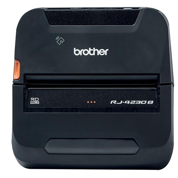 Brother RJ-4230B-Bundle-Pack 102mm Mobile Bluetooth Receipt/Label Printer Product Image 2
