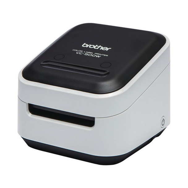 Image for Brother VC-500W Colour Label Printer AusPCMarket
