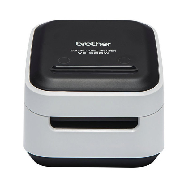 Brother VC-500W Colour Label Printer Product Image 3