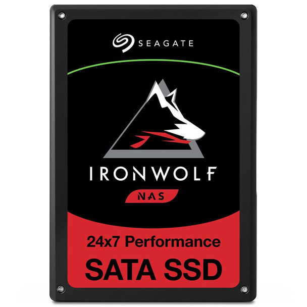Image for Seagate IronWolf 110 960GB 2.5in SATA NAS SSD ZA960NM10011 AusPCMarket