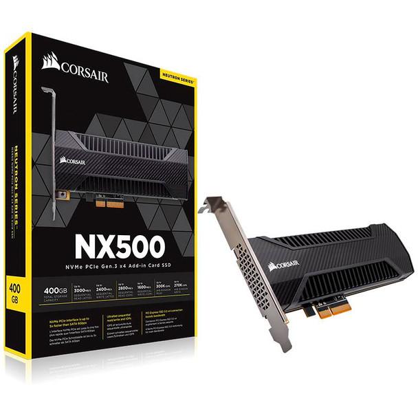 Image for Corsair Neutron Series NX500 800GB Add in Card NVMe PCIe SSD CSSD-N800GBNX500 AusPCMarket