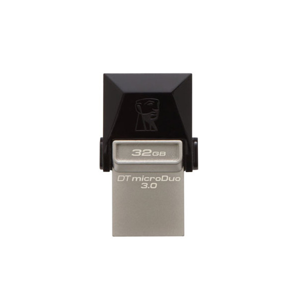 Image for Kingston DataTraveler microDuo 32GB USB 3.0 Flash Drive with micro USB OTG AusPCMarket