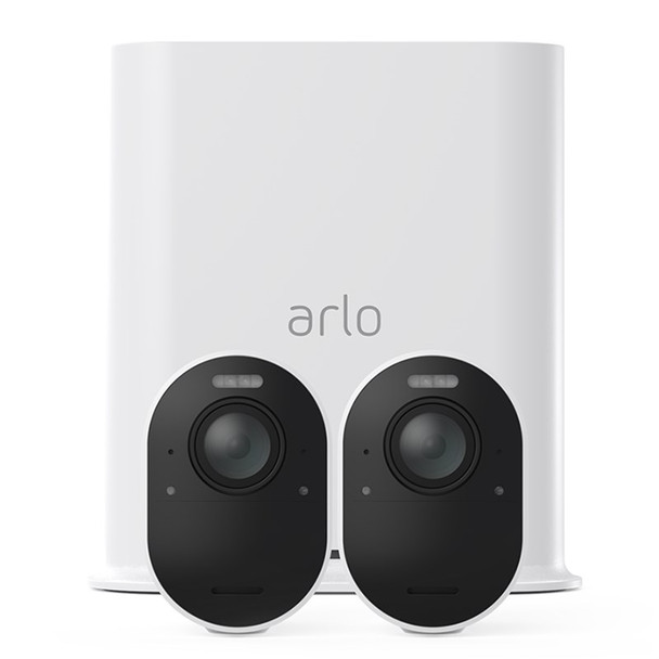 Image for Arlo Ultra 4K UHD Wire-Free Security Camera System - 2 Cameras AusPCMarket