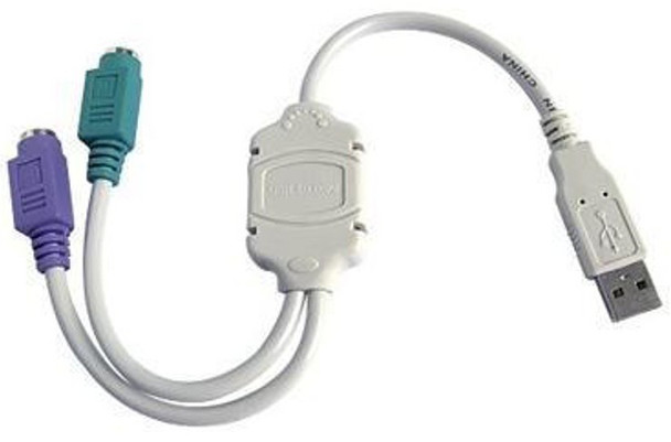Image for Astrotek USB to PS/2 Converter Adaptor AusPCMarket