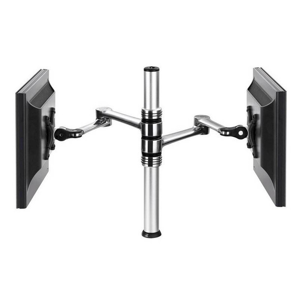 Image for Atdec Visidec Focus Desk Mount Dual Monitor Kit AusPCMarket