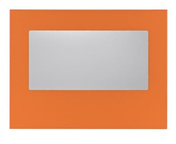 Image for BitFenix Orange Side Panel with Window for PRODIGY AusPCMarket