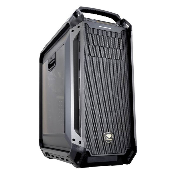 Image for Cougar Panzer Max Windowed Full-Tower E-ATX Case AusPCMarket