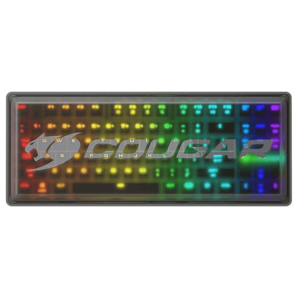 Cougar Puri RGB TKL Mechanical Gaming Keyboard - Cougar Blue Switches Product Image 5