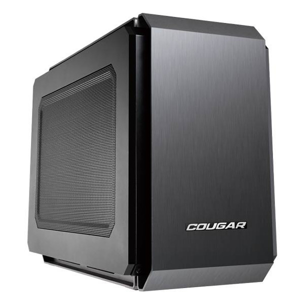 Image for Cougar QBX Mini ITX Case AusPCMarket