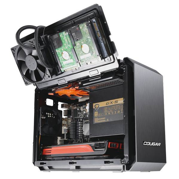 Cougar QBX Mini ITX Case Product Image 8