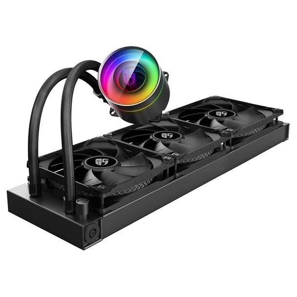 Deepcool Castle 360EX RGB AIO CPU Liquid Cooler Product Image 6