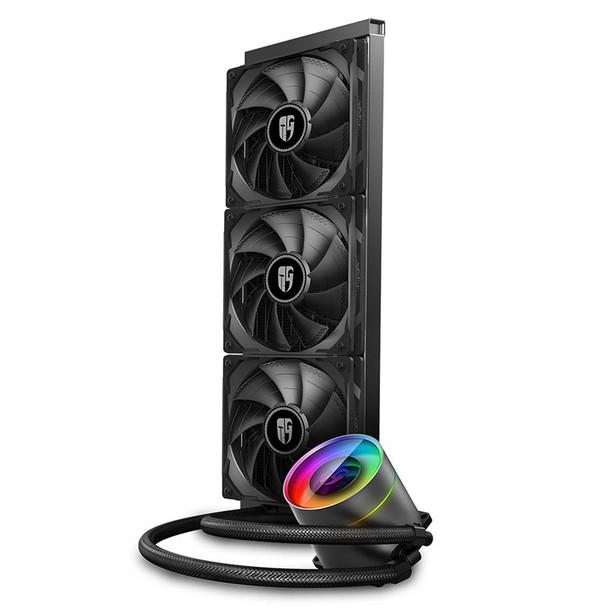 Deepcool Castle 360EX RGB AIO CPU Liquid Cooler Product Image 7
