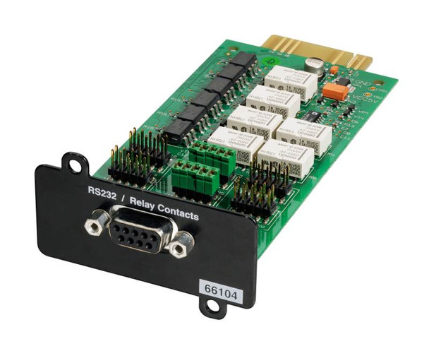 Image for Eaton Relay Connectivity Management Card - RELAY-MS AusPCMarket