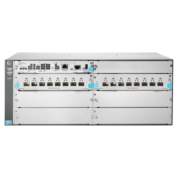 Image for HPE Aruba 5406R 16-port SFP+ v3 zl2 Switch - No PSU AusPCMarket