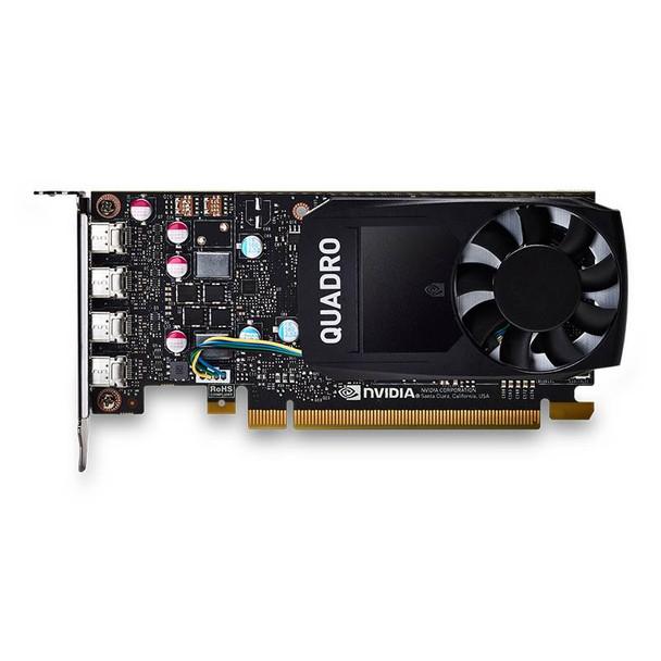 Leadtek NVIDIA Quadro P620 2GB Workstation Video Card Product Image 2