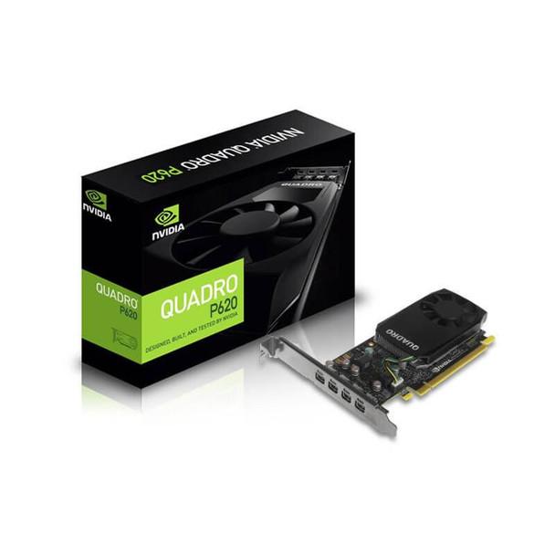 Leadtek NVIDIA Quadro P620 2GB Workstation Video Card Product Image 3