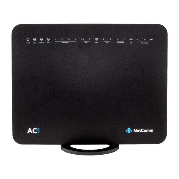 Image for Netcomm NL1901ACV Dual Band AC1600 4G LTE Hybrid Gateway Router with VoIP AusPCMarket