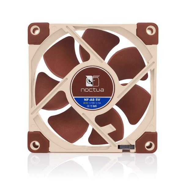 Noctua NF-A8 5V 80mm 2200RPM Fan Product Image 2