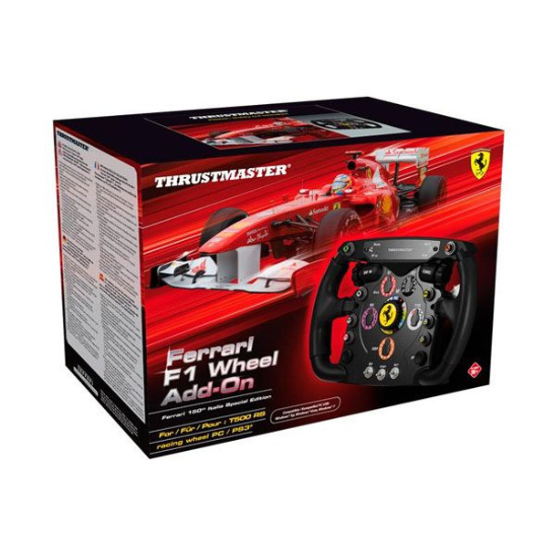 ThrustMaster Ferrari F1 Wheel Add-On Product Image 3