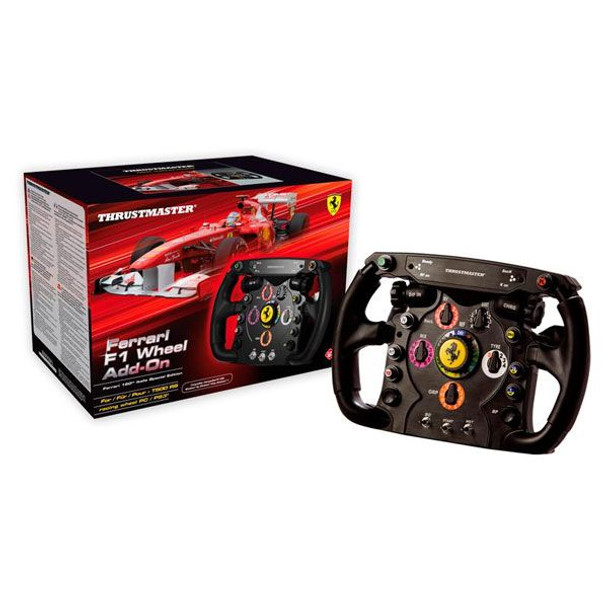 ThrustMaster Ferrari F1 Wheel Add-On Product Image 4